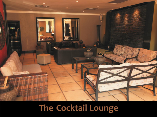 The Cocktail Lounge