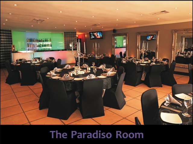The Paradiso Room