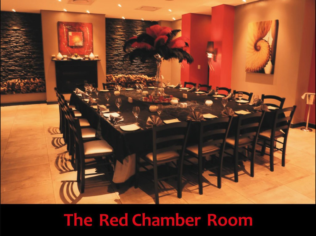 The Red Chamber Room